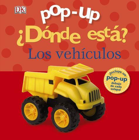 DONDE ESTA LOS VEHICULOS pop-up