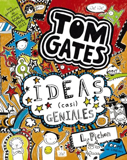 TOM GATES nº4 ideas (casi) geniales