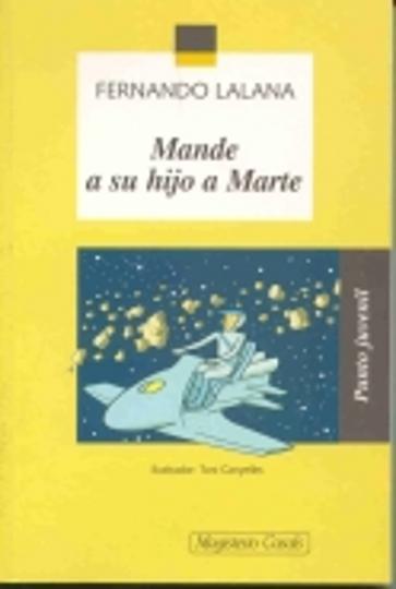 MANDE SU HIJO A MARTE - Punto juvenil 69