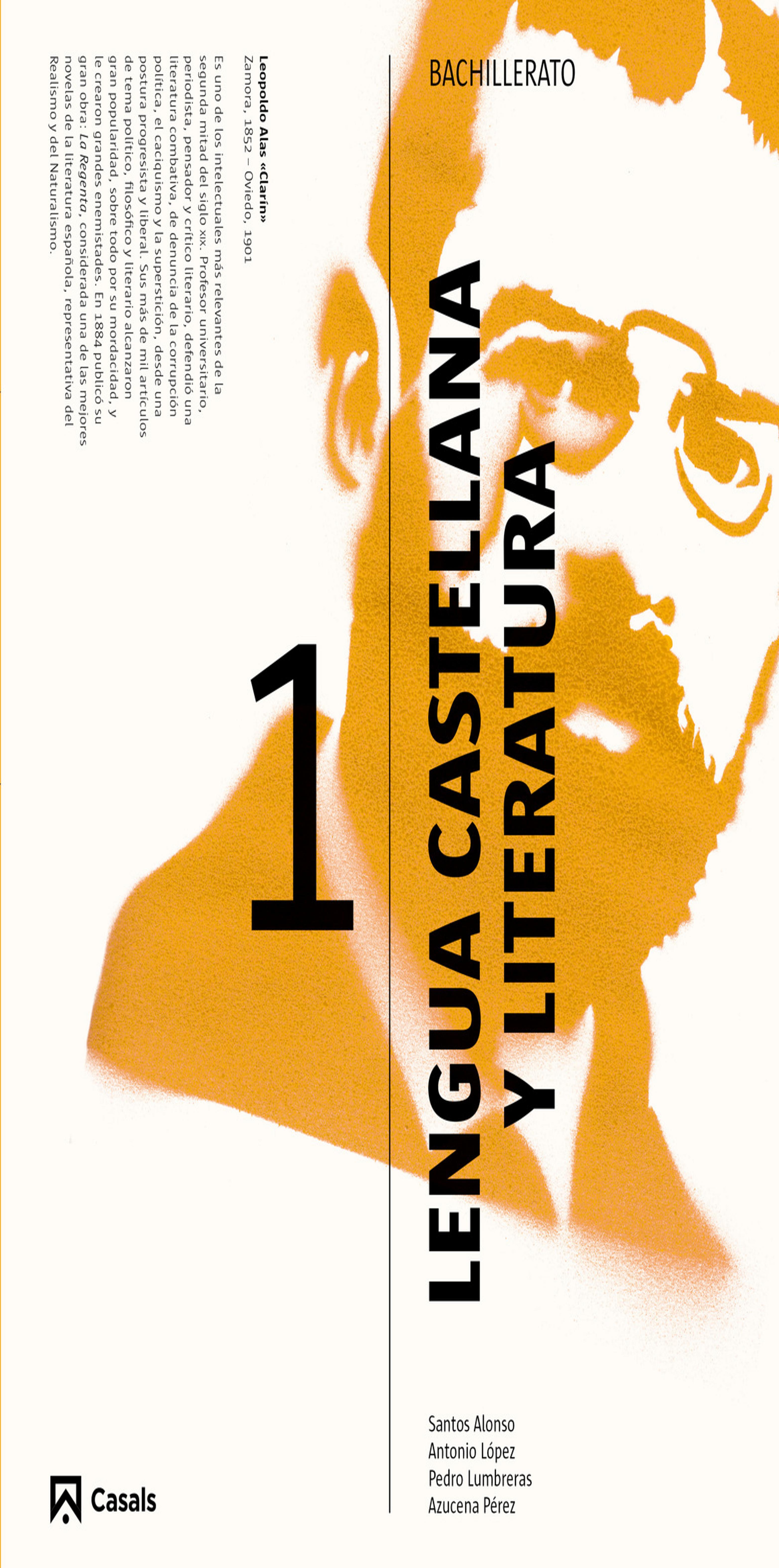 LENGUA CASTELLANA Y LITERATURA 1 BACH