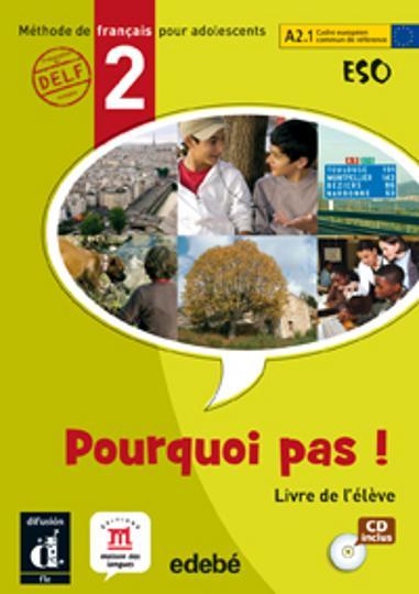 POURQUOI PAS ! 2  A2.1 Alumno + CD
