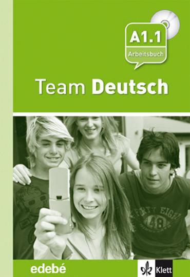 TEAM DEUTSCH A1.1 Arbeitsbuch