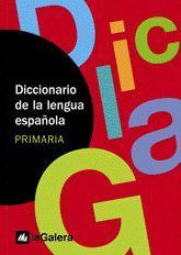 DIC.LENGUA ESPAÑOLA PRIMARIA