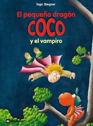 PEQUEÑO DRAGON COCO 05 Y EL VAMPIRO,EL