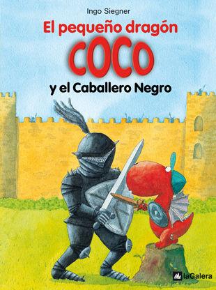 PEQUEÑO DRAGON COCO 02 CABALLERO NEGRO,EL
