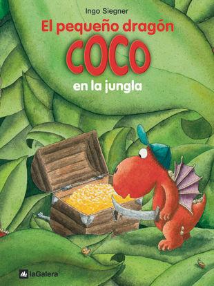 PEQUEÑO DRAGON COCO 07 EN LA JUNGLA
