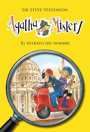 AGATHA MISTERY 11 RETRATO SIN NOMBRE,EL
