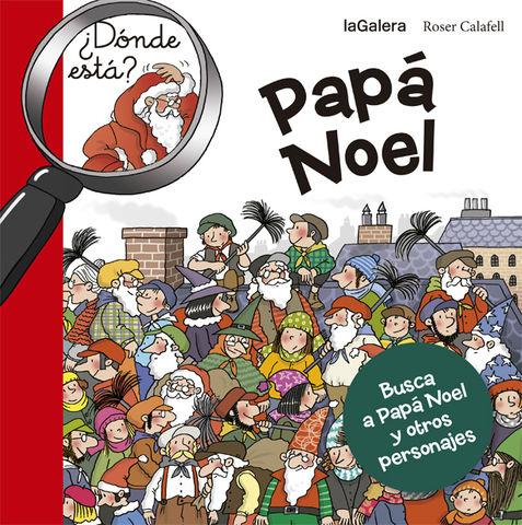 DONDE ESTA PAPA NOEL