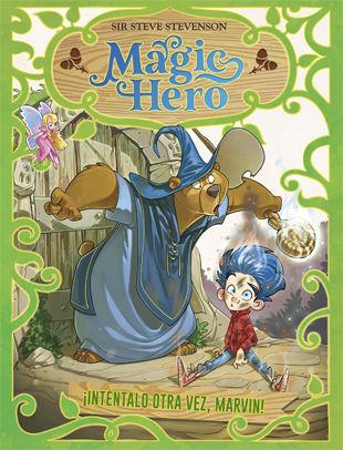 MAGIC HERO  Nº1 VUELVE A INTENTARLO MARVIN