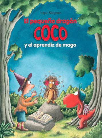 PEQUEÑO DRAGON COCO Y EL APRENDIZ DE MAGO,EL