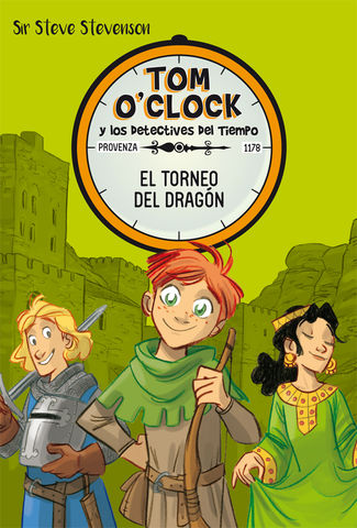 TOM OCLOCK   nº 7 EL TORNEO DEL DRAGON
