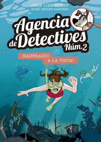 AGENCIA DE DETECTIVES NUM. 2- 13. NAUFRAGIO A LA V