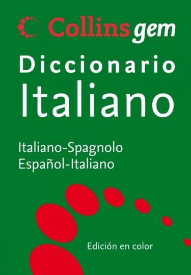 DICC Collins GEM Italiano - Español / Español - Italiano