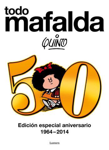 TODO MAFALDA (50 aniversario especial 1964-2014 )