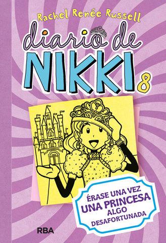 DIARIO DE NIKKI Nº8 (erase una vez una princesa algo desafortunada)