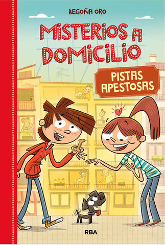 MISTERIOS A DOMICILIO 1 PISTAS APESTOSAS