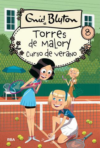 CURSO DE VERANO EN TORRES MALORY Nº 8