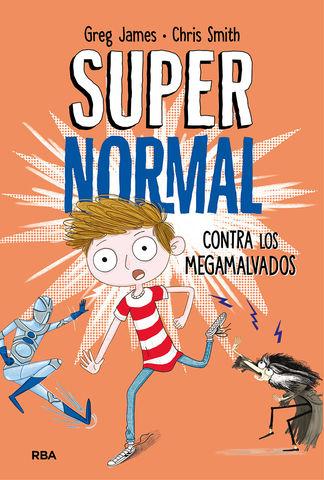 SUPERNORMAL CONTRA LOS MEGAMALVADOS nº2