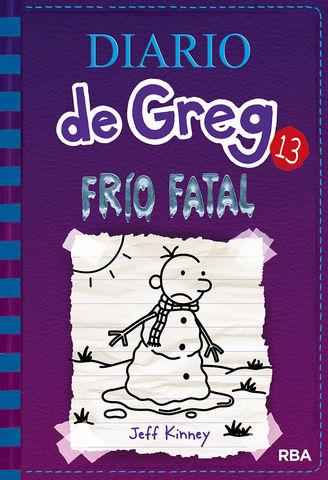 FRIO FATAL - Diario de Greg 13