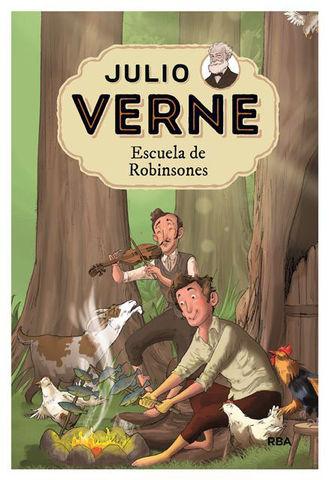 ESCUELA DE ROBINSONES - Nº 6