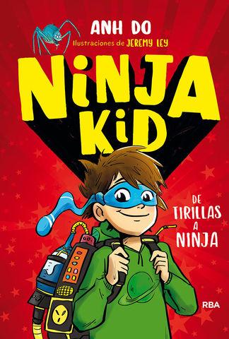 NINJA KID nº1