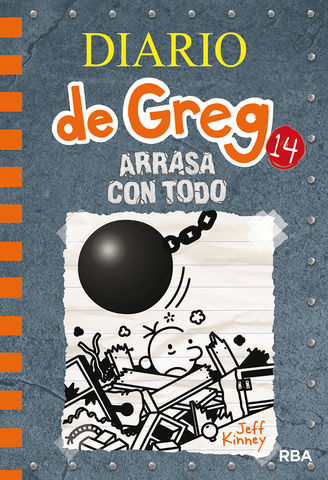 ARRASA CON TODO - DIARIO DE GREG 14