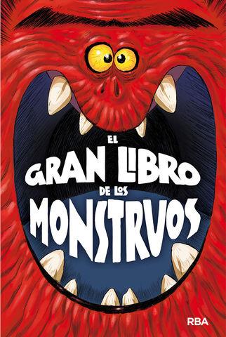 GRAN LIBRO DE LOS MONSTRUOS, EL