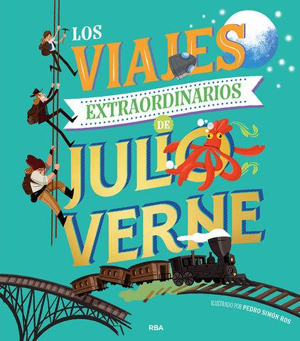 VIAJES EXTRAORDINARIOS DE JULIO VERNE, LOS