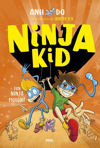 NINJA KID nº4 ! un ninja molon !