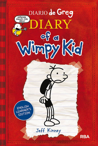 DIARY OF A WIMPY KID - DIARIO DE GREG 1