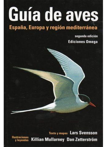 GUIA DE AVES ESPAÑA EUROPA Y REGIÓN MEDITERRÁNEA