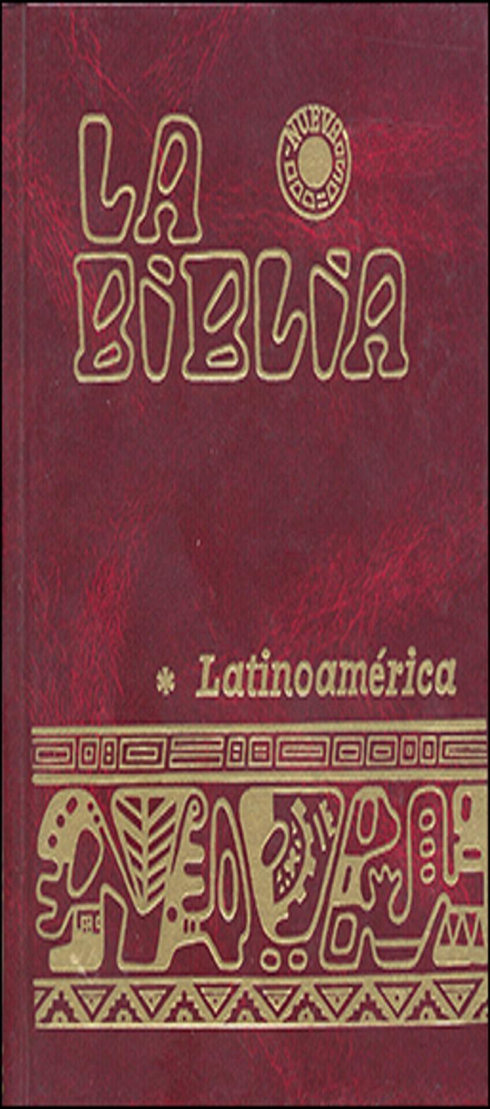 BIBLIA LATINOAMERICANA , LA