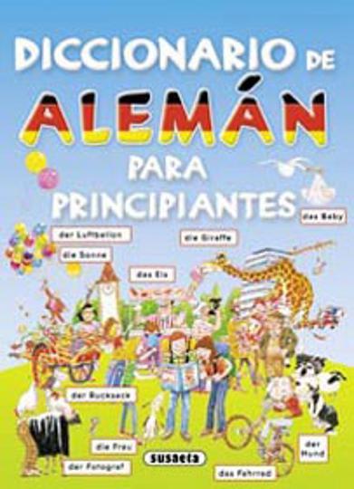 DICC ALEMÁN PARA PRINCIPIANTES - Susaeta