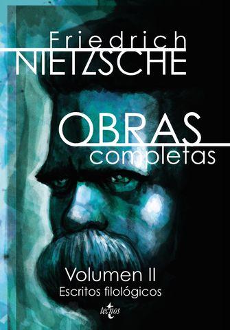 OBRAS COMPLETAS VOL II ESCRITOS FILOLOGICOS