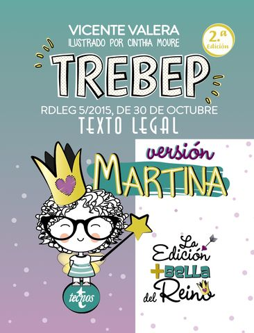 TREBEP VERSION MARTINA EMPLEADO PUBLICO