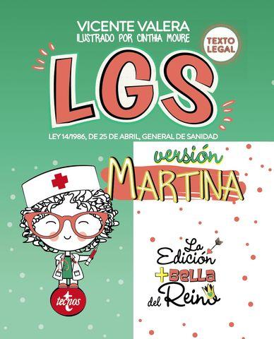 LGS VERSION MARTINA LEY GENERAL DE SANIDAD