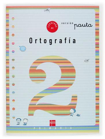 1EP.CUAD.ORTOGRAFIA 2 V.PAUTA 04