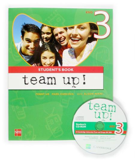 TEAM UP ! 3 SB Pack CD-ROM