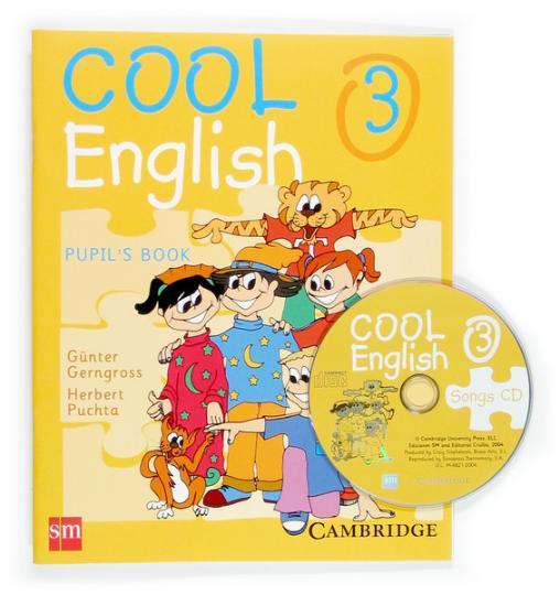 COOL ENGLISH 3 SB