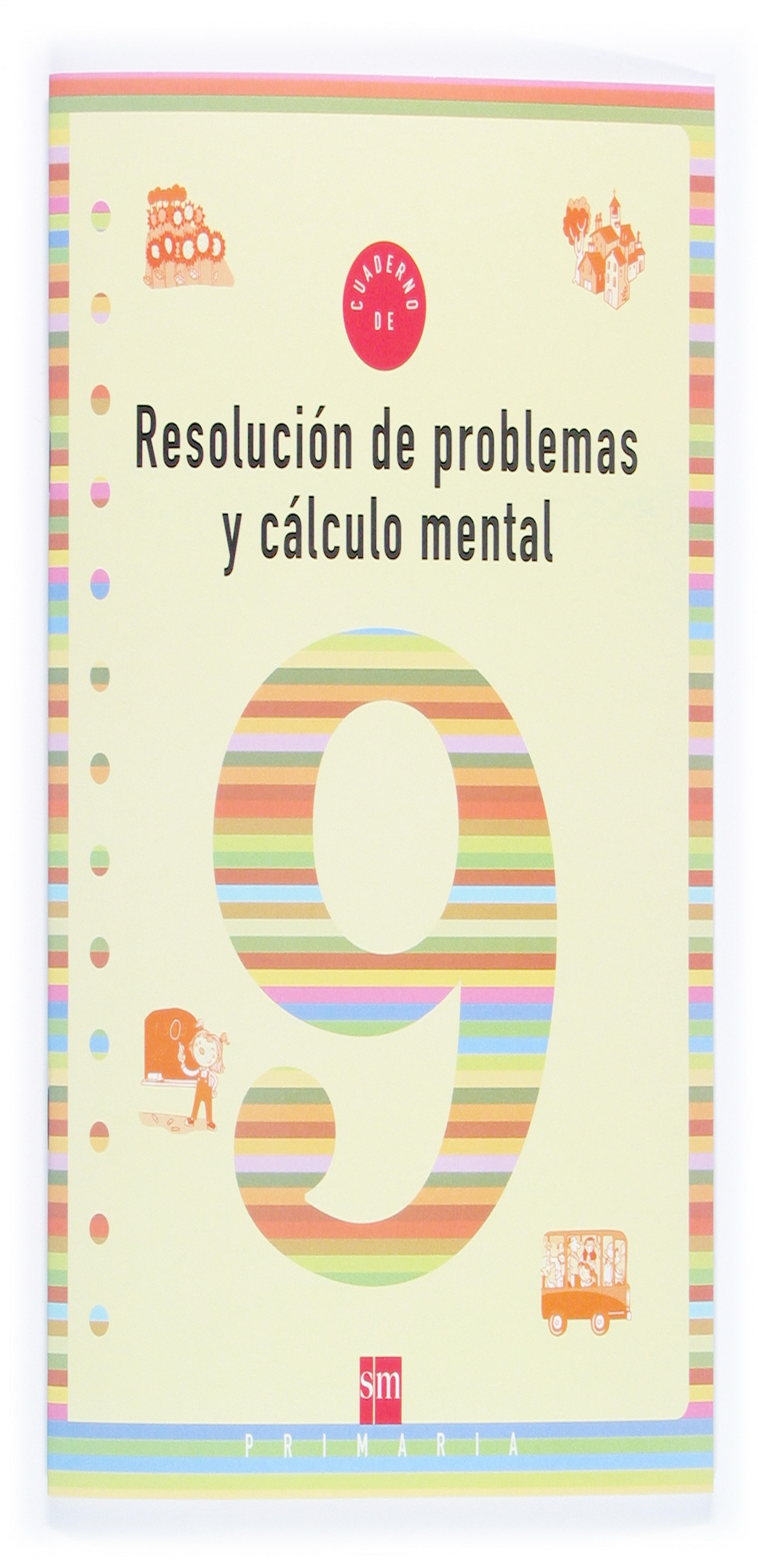 CUAD RESOLUCIÓN PROBLEMAS Y CÁLCULO Nº 9
