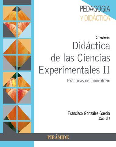 DIDACTICA DE LAS CIENCIAS EXPERIMENTALES II