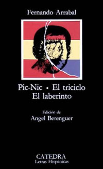 PIC - NIC , EL TRICICLO, EL LABERINTO - Teatro de Vanguardia