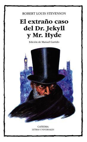 EXTRAÑO CASO DEL DR JEKYLL Y  MR HYDE, EL
