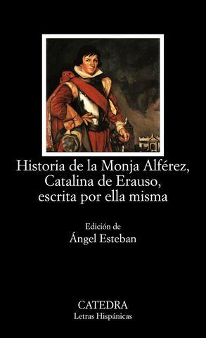 HA.MONJA ALFEREZ CATALINA ERAUSO ESCRITA ELLA MISMA