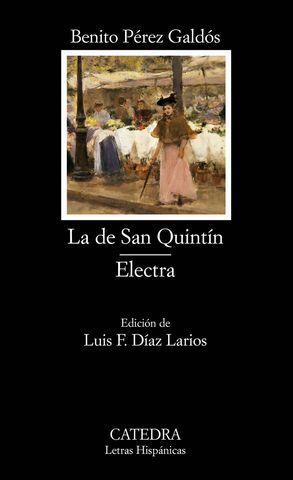 LA DE SAN QUINTIN  ELECTRA