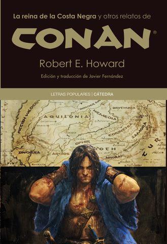 CONAN - La reina de la costa negra y otros relatos