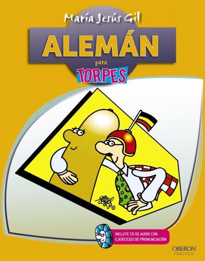 ALEMAN PARA TORPES + CD