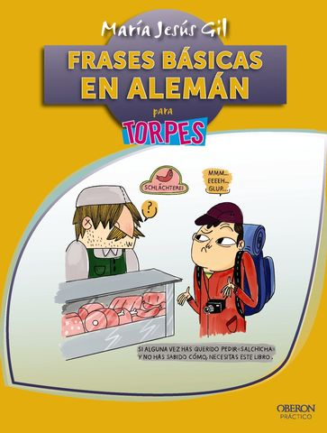 FRASES BÁSICAS EN ALEMAN PARA TORPES