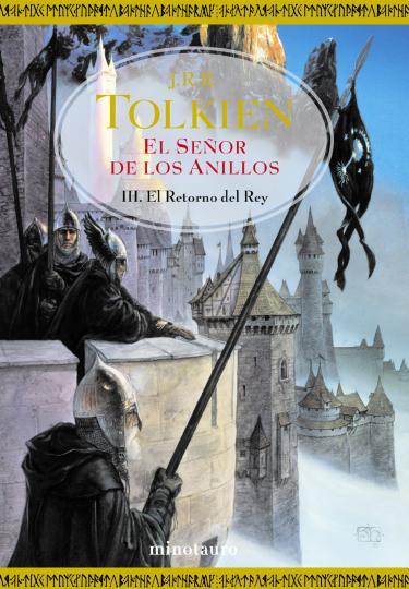RETORNO DEL REY , EL  EL SEÑOR DE LO ANILLOS III .