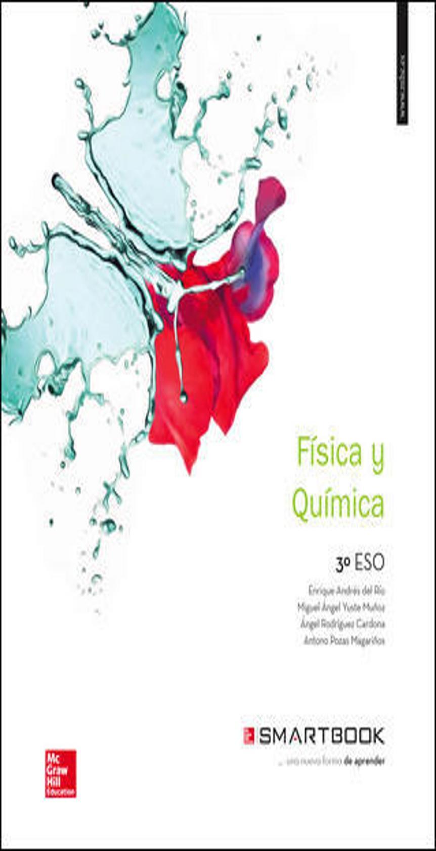 FISICA Y QUIMICA 3º ESO + Smartbook